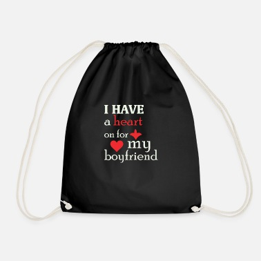 Partner partner shirt - Drawstring Bag