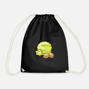 Icecream Pistacchio icecream - Drawstring Bag