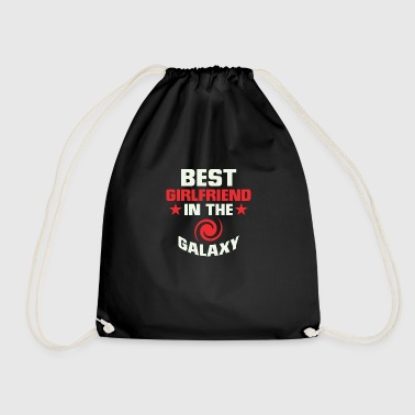 Girlfriend Boyfriend Shirtno31 - Drawstring Bag
