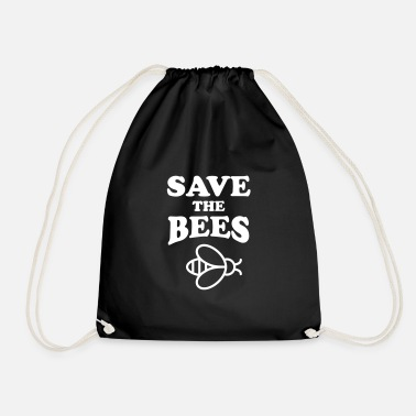 Save The Bees Save The Bees - Mochila saco