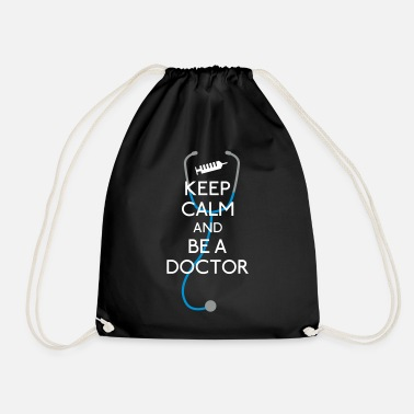 Médecine Keep Calm Doctor - Sac à dos cordon