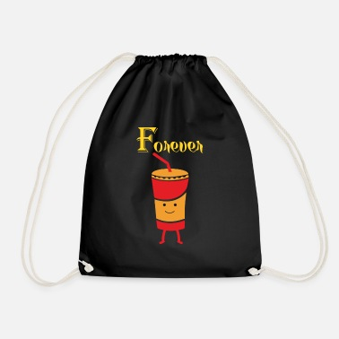 Best Friend BEST FRIENDS BEST FRIENDS - Drawstring Bag