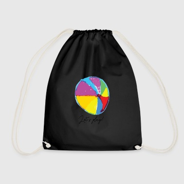 ball - Drawstring Bag