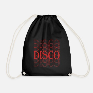 Disco Disco Disco Disco - Drawstring Bag