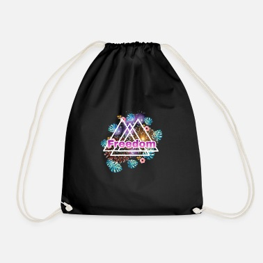 Freedom firework - Drawstring Bag