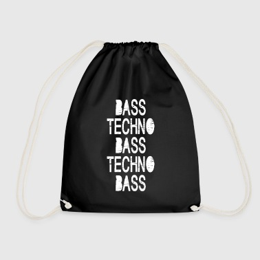 Basser BASS TECHNO BASS - Gymnastikpåse