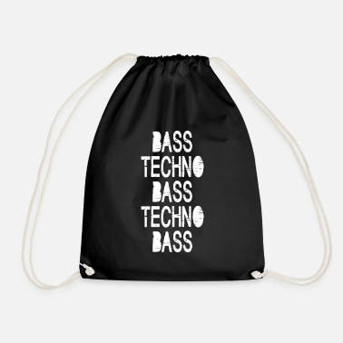 Techno Bass BASS TECHNO BASS - Sac de sport léger
