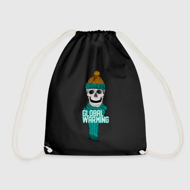 Global Warming - Drawstring Bag