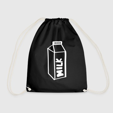 Milk Milk milk - Drawstring Bag