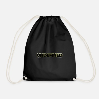 Undefined undefined - Drawstring Bag