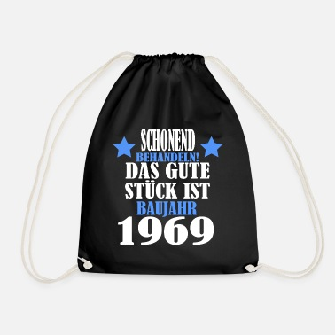 Birthday 50th birthday - Drawstring Bag