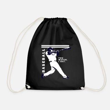 Right Field Baseball Baseballspieler Left Right Field Geschenk - Turnbeutel