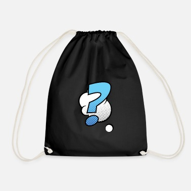 Comic Comic Comic Style Comic Strip Comics - Drawstring Bag