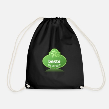 Save The Planet save the planet - Drawstring Bag