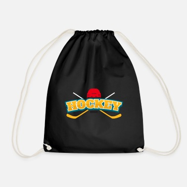 hockey - Drawstring Bag