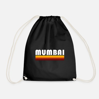 I Heart Mumbai mumbai - Drawstring Bag