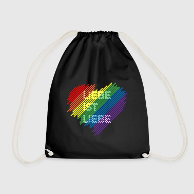 Gay Pride Shirt - Gymbag