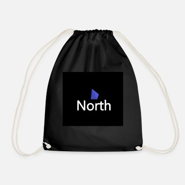 North Yorkshire North - Drawstring Bag