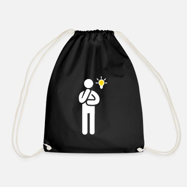 Idea Creative - Drawstring Bag