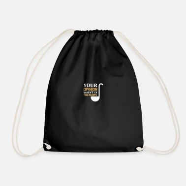 Logo Cooking - your - Drawstring Bag