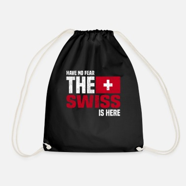 Switzerland Switzerland - Drawstring Bag
