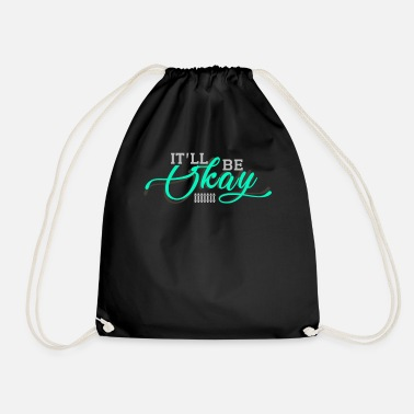 Ok OK - Drawstring Bag