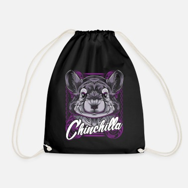 Chinchilla Chinchilla - Turnbeutel