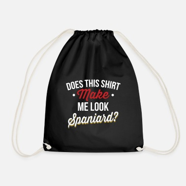 Spanish Spanish - Drawstring Bag