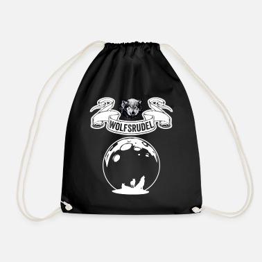 0bd215724ea6 Wolf Gang Wolf Pack Wolf Gang - Drawstring Bag