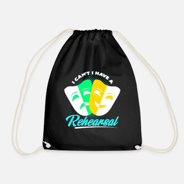 Theatre theatre - Drawstring Bag