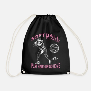 Softball Softball - Gymtas