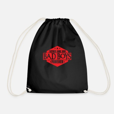 Father father son - Drawstring Bag
