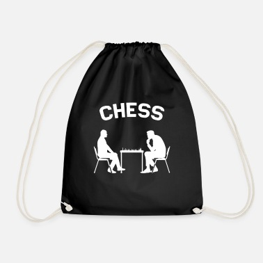 Chess Chess Chess Chess tournament - Drawstring Bag