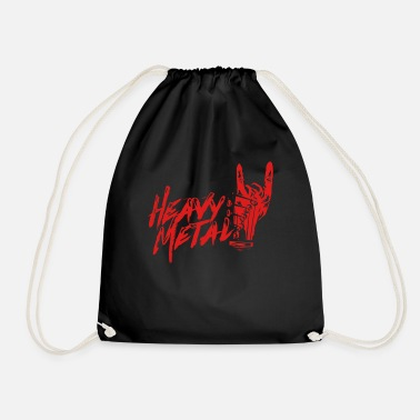 Heavy Metal Heavy Metal - Sac à dos cordon