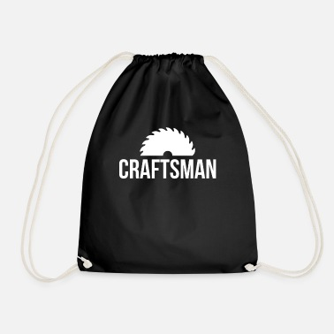 Craftsman Craftsman craftsman craft - Drawstring Bag