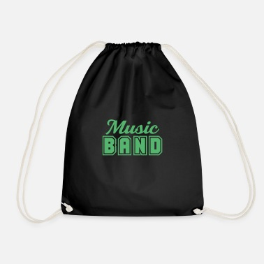 Band Music band band member band band school band - Drawstring Bag