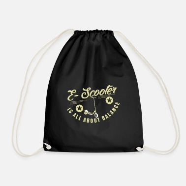 Electric Scooter electric scooter - Drawstring Bag