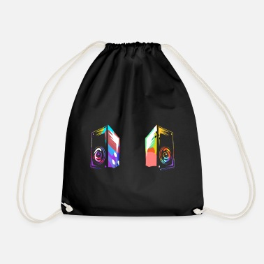 Bass Drum n Bass Gift - Drawstring Bag