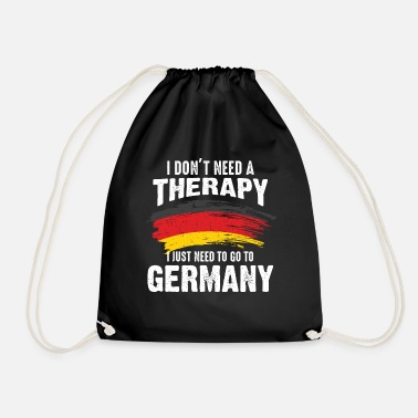 Federal State Germany therapy country federal states gift - Drawstring Bag