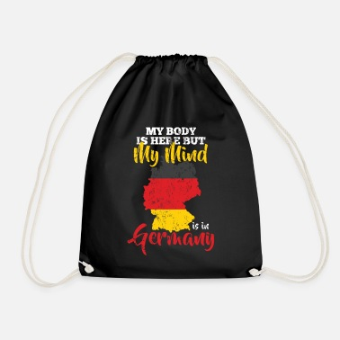 Federal State Germany federal states - Drawstring Bag