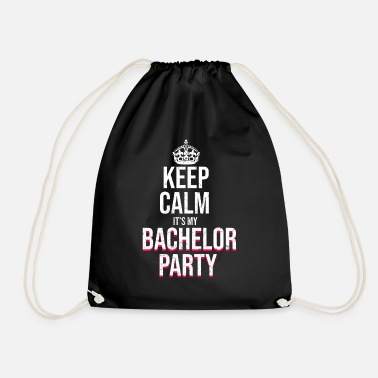 Bachelor Party Bachelor bachelor party bachelor party - Drawstring Bag