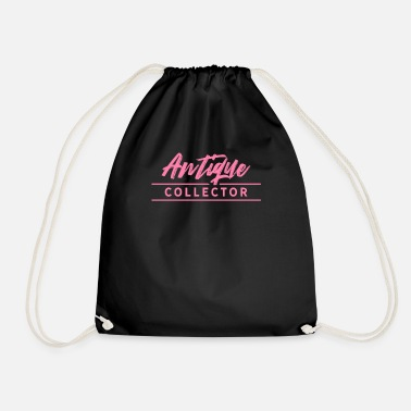 Antiques Hobby Collection Antique Antiques Hobby Collecting - Drawstring Bag