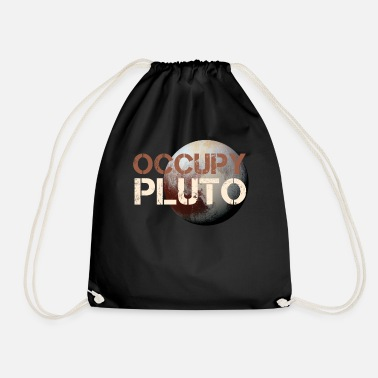Occupy Occupy Pluto - Turnbeutel