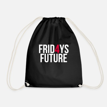Fridays For Future Fridays 4 Future - Fridays For Future - Drawstring Bag