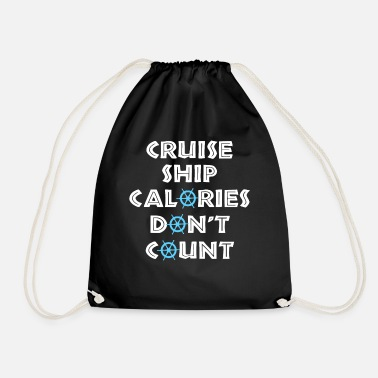 Cruise Cruise cruise - Drawstring Bag