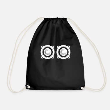 Tuning Tuning - Drawstring Bag