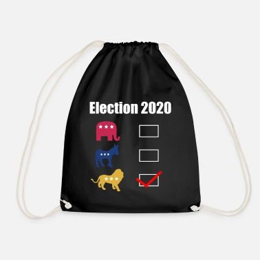 Election 2020 Shirt Joe Exotic For President Gift - Sac à dos cordon