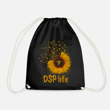 Semaine DSP Life Sunflower Direct Support Professional - Sac à dos cordon