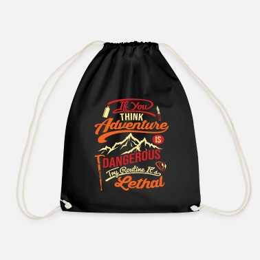 Mountain Sports Mountain sports - Drawstring Bag