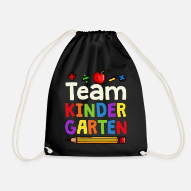 Kindergarten Kindergarten kindergarten teacher - Drawstring Bag